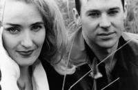 Lisa Gerrard and Pieter Bourke