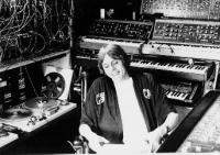 Klaus Schulze and Michael Shrieve
