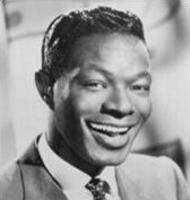 Nat King Cole and Lionell Hampton