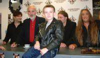 Rhapsody and Christopher Lee