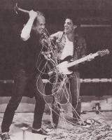 Jan Hammer and Neal Schon