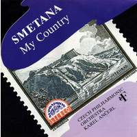 Smetana, Bedrich My Country - Ma Vlast ( Czech Philharmonic Orchestra , Ancerl )