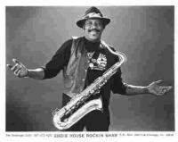 Eddie King with the Blues Brot