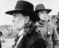 Johnny Cash and Willie Nelson