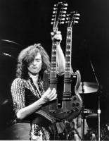 Jimmy Page and Albert Lee