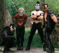 Misfits with Joey and Marky Ramone