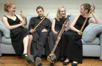 London Oboe Band, M.-A. Petit - baroque percussion, con. Paul Goodwin