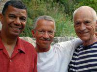 Keith Jarrett, Gary Peacock and Jack Dejohnette