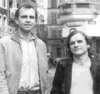 Cluster and Brian Eno