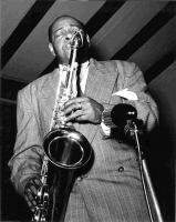 Coleman Hawkins with Fats Navarro and Thelonious Monk