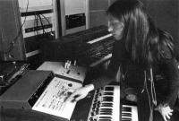 Suzanne Ciani and Vangelis