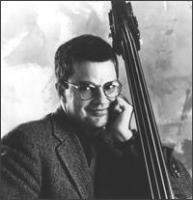 Charlie Haden with Paul Motian