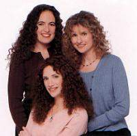 Robin Spielberg and Susan Mckeown and Cathie Ryan