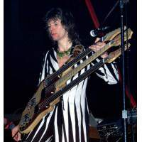 Chris Squire and Jimmy Page and Alan White