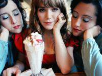 Jenny Lewis with the Watson Twins