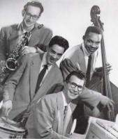 Dave Brubeck Quartet and Stan Getz