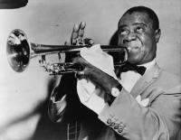 Louis Armstrong and Luis Russell
