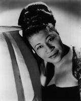 Louis Amstrong and Ella Fitzgerald