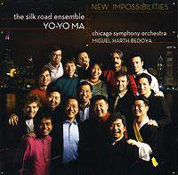 Silk Road Ensemble - Yo-Yo Ma