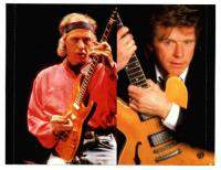 Mark Knopfler and Dave Edmunds