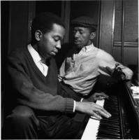 Sonny Clark and Max Roach