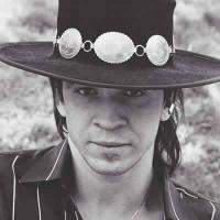 Stevie Ray Vaughn and David Bowie