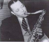Lester Young and Harry Edison