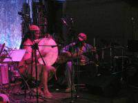 Fred Anderson, Hamid Drake, William Parker
