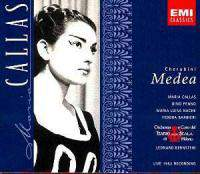 Penno and Bernstein, Cherubini: Medea (Complete) [Germany] Cd2