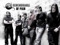 Remembrance Of Pain