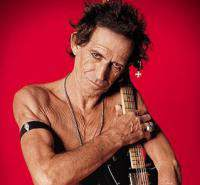 Keith Richards And Ex-Pensive Winos