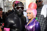 Will I Am and Nicki Minaj