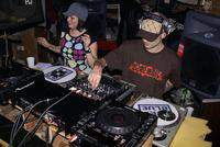 Dj Fixx and Sue Cho